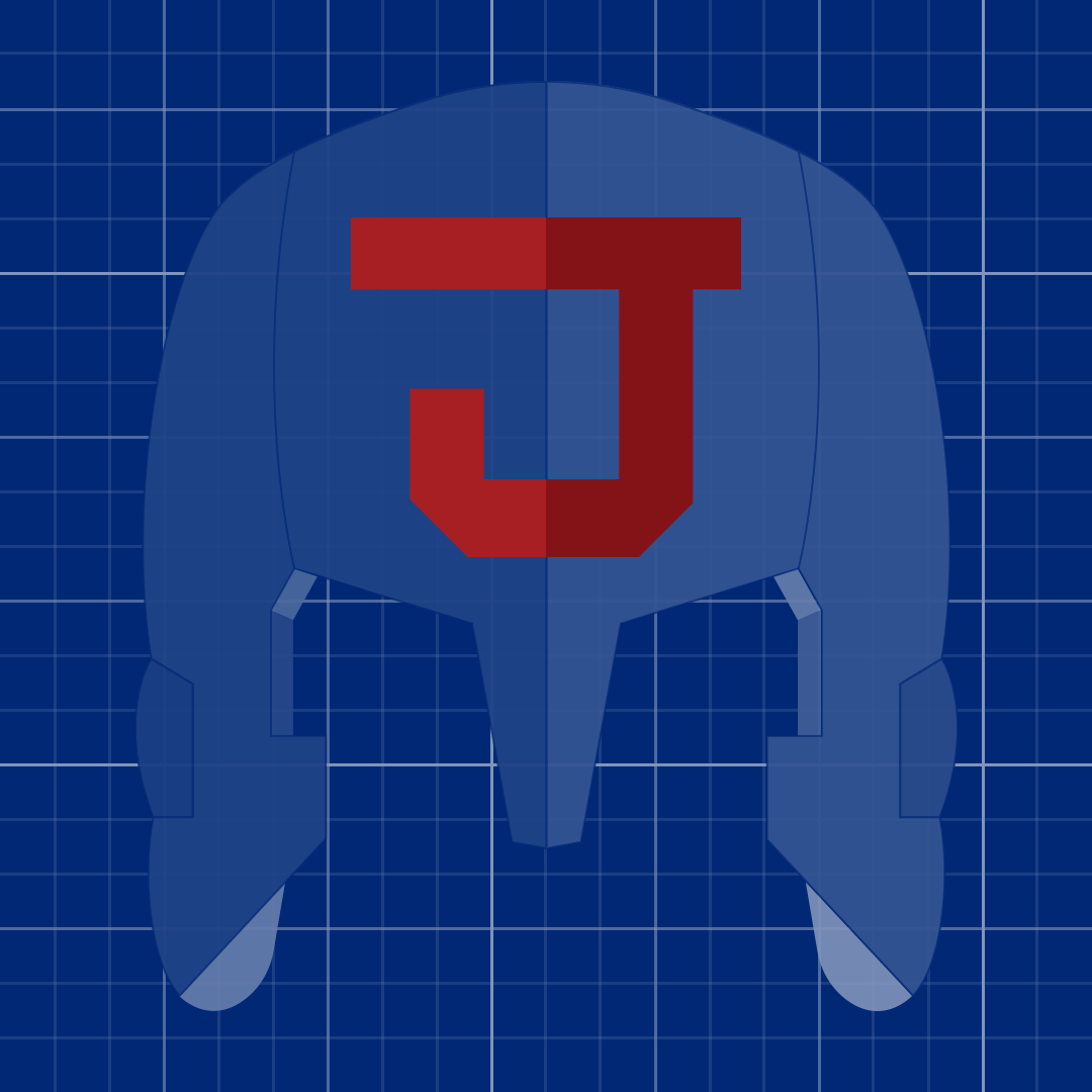 36 days of type challenge letter J for Juohmaru from Plawres Sanshiro