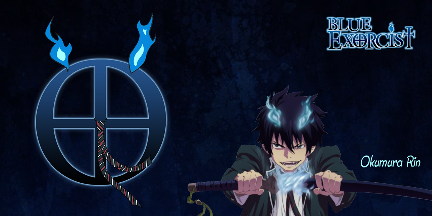 Okumura Rin from Ao no Exorcist