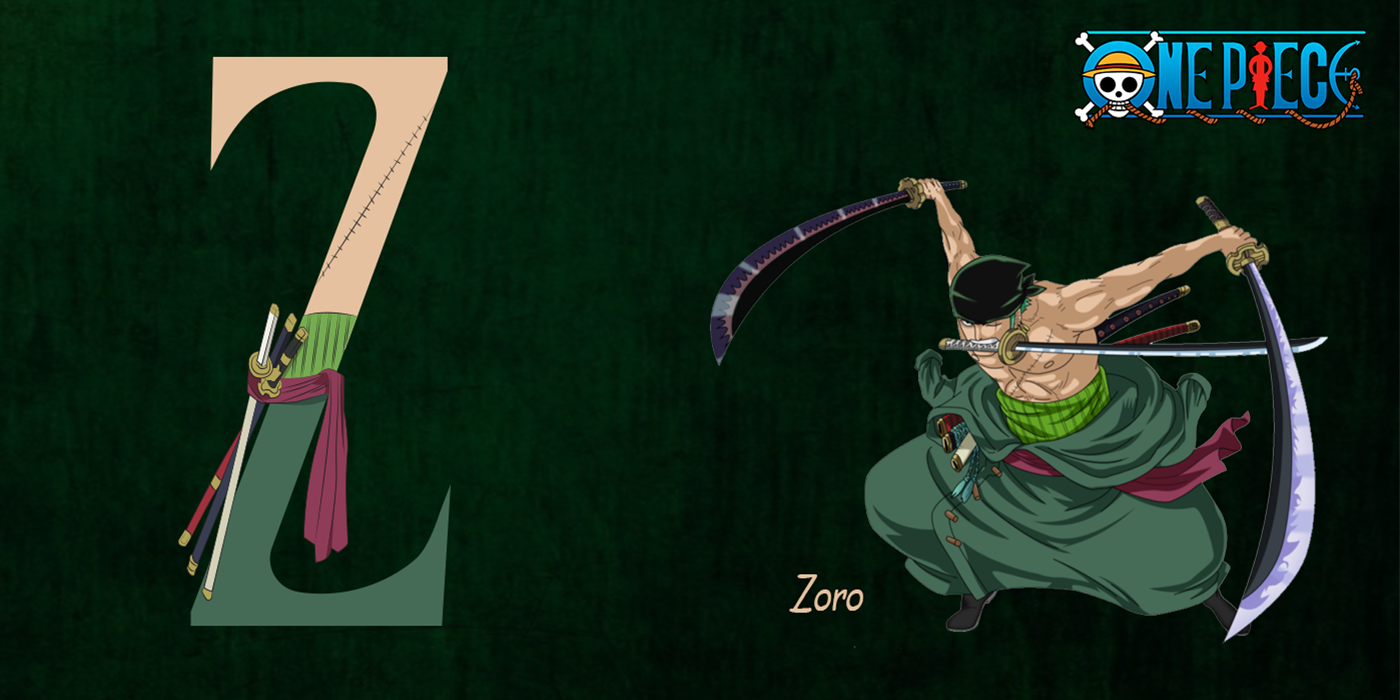Zoro from One Piece