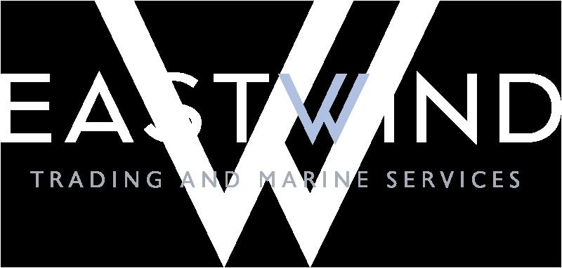 Eastwind Marine services logo design