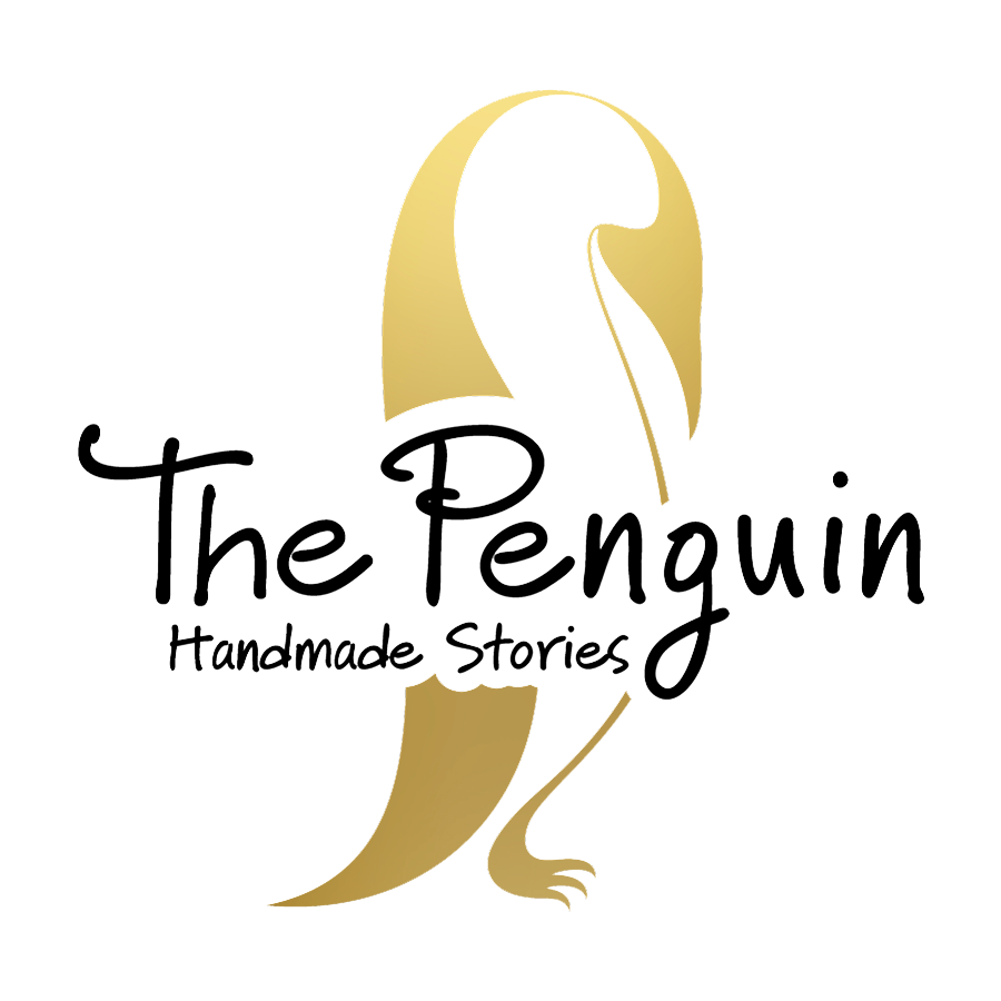 The Penguin Handmade Stories logo
